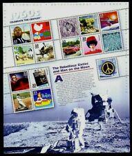 US HISTORY #3188 CELEBRATE THE CENTURY 1960's - 15 MNH FVF 33c STAMP SHEET NICE!