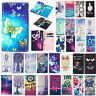 New Pattern Universal Wallet Card Slot Leather Case Cover For Xgody Smartphones