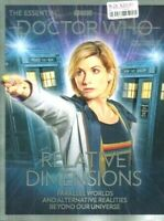 DOCTOR WHO MAGAZINE: The Essential Doctor Who 15 - RELATIVE DIMENSIONS