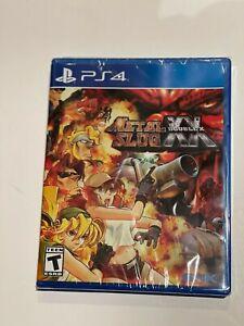 Limited Run #352: Metal Slug Double XX (PS4) Playstation 4
