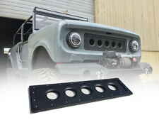 1961-1971 International Scout 80 800 Modern Dimple Died Grille Insert