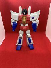 "Starscream Titan Guardians Transformer Vinyl Action Figure 6"""