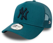 New York Yankees New Era Ligue Essentiel Cadet Bleu Casquette Camionneur