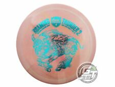 NEW Discmania LE Roaming Thunder 2 CD2 175g Swirly Teal Foil Driver Golf Disc