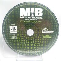 MIB Men In Black The Series Crashdown - Playstation 1 PS1 - 2001 - DISC ONLY