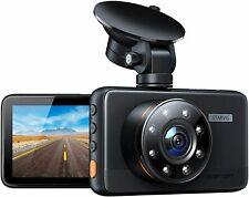 APEMAN C660 DASH CAMERA 1080P WITH 8 LIGHTS FHD CAR CAMERA NEW DASH CAM NIGHT VI