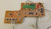 NAD 6325 display and control board