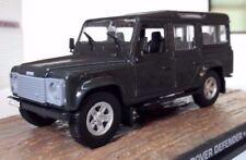 Modellini statici di auto, furgoni e camion grigio, scala 1:43, di James Bond