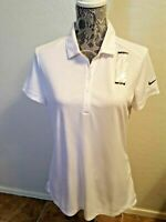 New Nike Golf Womens Golf Polo 725582 100 White MSRP $55 XS, Large, XL