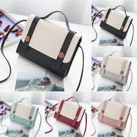 New Ladies Handbag Shoulder Bags Tote Purse Leather Women Messenger Hobo Bag PU