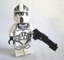 Lego CLONE PILOT TAG Custom Printed Minifigure -Helmet Brickarms DC-15S