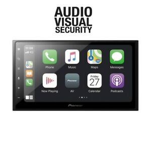 PIONEER DMH-Z5350BT Capacitive Touch-screen Multimedia player with Apple CarPlay