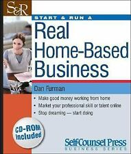 Start & Run a Real Home-based Business-ExLibrary