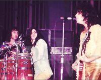 T-REX Marc Bolan 17.2.1973 Halle 7 PLANTEN UN BLOMEN Hamburg FOTO Original