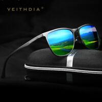 VEITHDIA Aluminum HD Polarized Sunglasses Men Driving Sports Outdoor Sun Glasses
