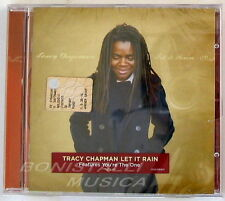 TRACY CHAPMAN - LET IT RAIN - CD Sigillato