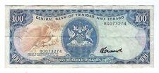 Trinidad and Tobago - Ten (10) Dollars, 1985