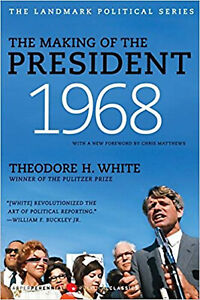 The Making of the President 1968 (Landmark Political), Excellent, White, Theodor