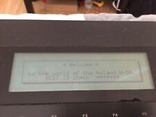 KW-30 SCSI Aggiornamento per Roland W-30 workstation campionatore-W30.