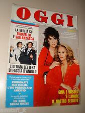 OGGI=1981/35=MEME PERLINI=FELICE CASORATI=CLAUDIO ABBADO=GIANNI RAVERA=RENATE=