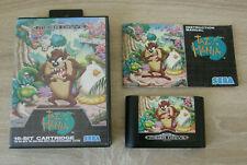 Taz-Mania (complete / PAL) - Sega Mega Drive - tazmania
