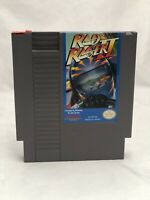 Rad Racer II 2 - Nintendo NES - Free Shipping