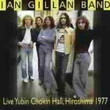 Ian Gillan Band - Live ( Yubin Chokin Hall, Hiroshima, 1977 ) EW SEALED CD