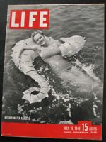 July 15, 1946 Life Magazine - Atomic Bomb at Bikini Atoll, Head Hunters