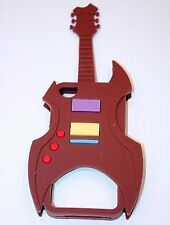 MY CASE JAPANESE SHAPE BROWN GUITAR RUBBER IPHONE 4 4S CASE FREE SHIPPING