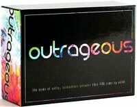 Outrageous Party Game - The Game of Witty, Hilarious Answers That You Come Up