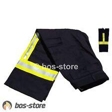 Feuerwehr-Bundhose HuPF Teil 2 Einsatzhose Hose, DGUV Reflex wie Überhose HuPF 4