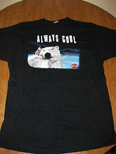 COCA-COLA lrg T shirt 1993 soda pop Polar Bear logo Coke tee Always Cool OG