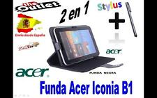 "*****  FUNDA PARA TABLET ACER ICONIA B1 7"" INCH UNIVERSAL  BARATA STAND LIBRO"