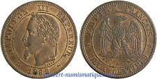NAPOLEON  III  ,  2  CENTIMES  1862  K  BORDEAUX  ,  SUPERBE  A  FLEUR DE COIN