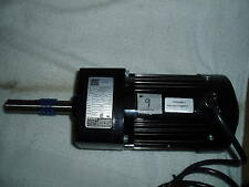 Baldor Industrial Electric Motor 115V 3.6Amp 1ph 1/6hp