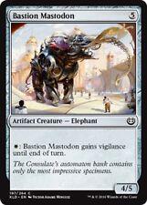 4 x Bastion Mastodon (197/264) - Kaladesh - Common