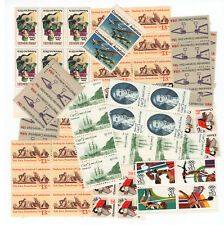 13c Vintage Mint Postage Stamps: 100 for 65% of Face