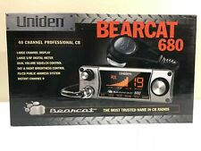 Uniden Bearcat 680 - 40 channel Cb Radio - New In Box