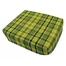 T2 Westfalia Green Plaid Late Bay Buddy Seat Cover same as original C9438G