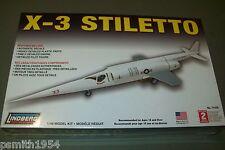 LINDBERG  DOUGLAS X3 STILETTO  1:48 scale  kit