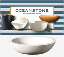 Terrazzo Stone Vessel Sink la Jolla-white-gray-black colors