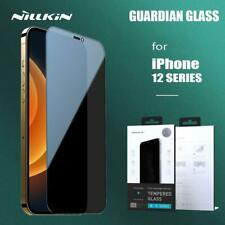 Nillkin Anti-Spy Tempered Glass Full Cover Screen Protector fr iPhone 12 Pro Max