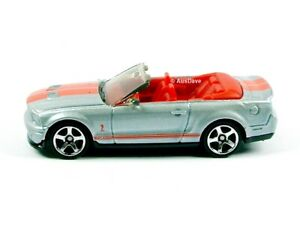 MATCHBOX / 2007 Shelby GT500 Convertible (Silver-Grey) / No packaging.