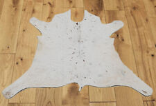 """New Calfhide Rugs Area Cow Skin Leather Cowhide ULG 45766 (23""""X30"""")"""