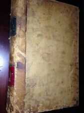 William Cowper Poems, Leather mid- 1800s 2-volumes-in-one 18th century poetry