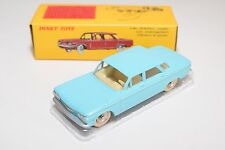 / / ATLAS DINKY TOYS 552 CHEVROLET CORVAIR BLUE MINT BOXED