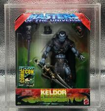 Keldor 200X SDCC Excl Signed 4 Horsemen MOTU He-Man Masters of the Universe