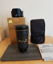 Nikon AF-S NIKKOR 24-70mm F/2.8E ED VR Lens <<NEW>>