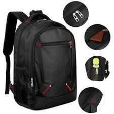 Mens Oxford Backpack Large Capacity Rucksack Laptop Shoulder Travel School Bag