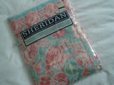 vintage sheridan anstralia brand new dolce vita double flat sheet in pack